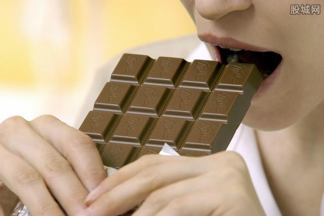 巧克力好吃的牌子
