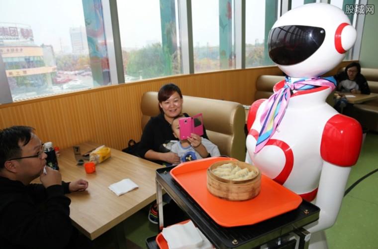 全机器人餐厅来了