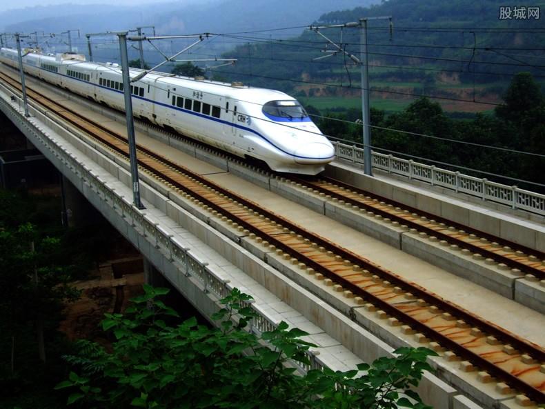 沪苏通铁路新线