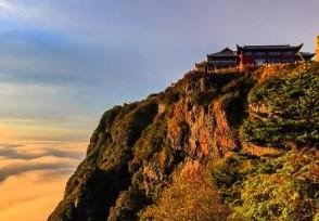景区人员称六峰山火了心情很矛盾因安全存在隐患