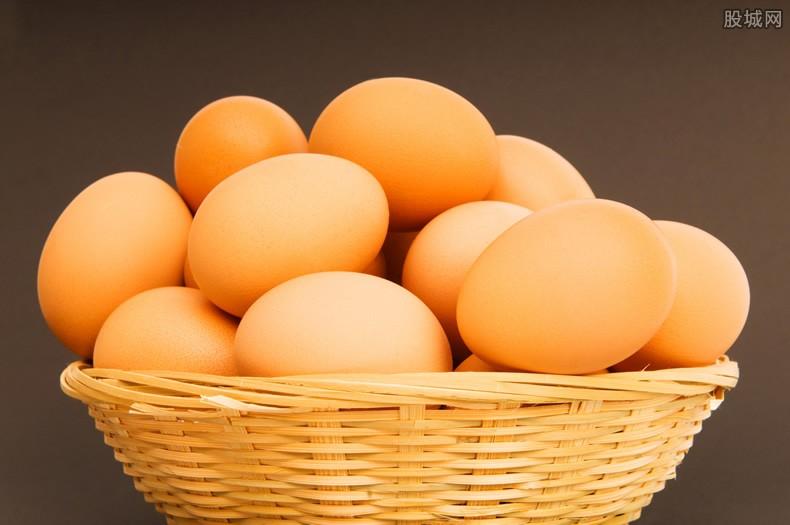 鸡蛋价格低迷