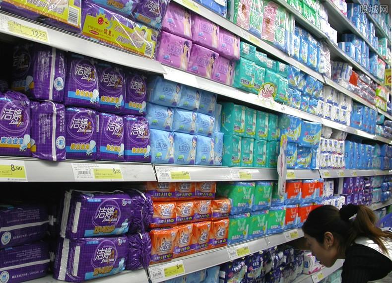 卫生巾品牌
