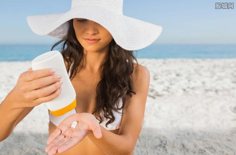 有护肤效果的防晒霜