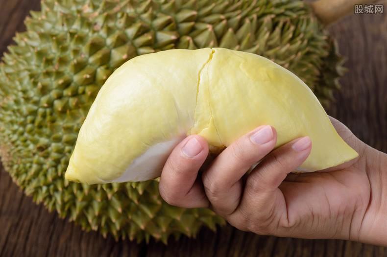 越南榴莲最新价格