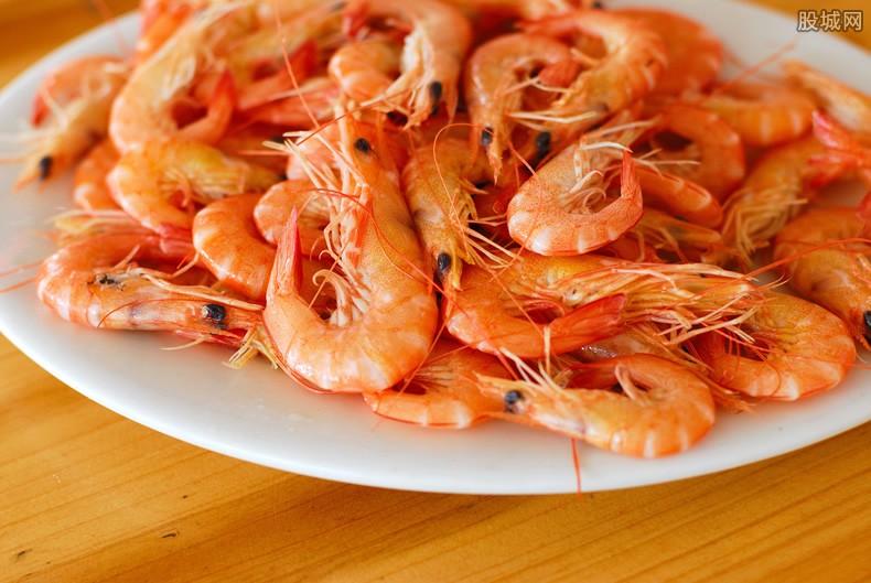 虾多少钱一斤