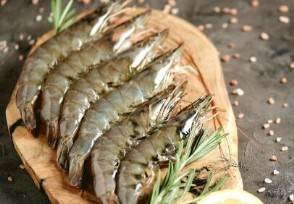 冻虾包装现新冠病毒已购买相关产品需停止销售和食用