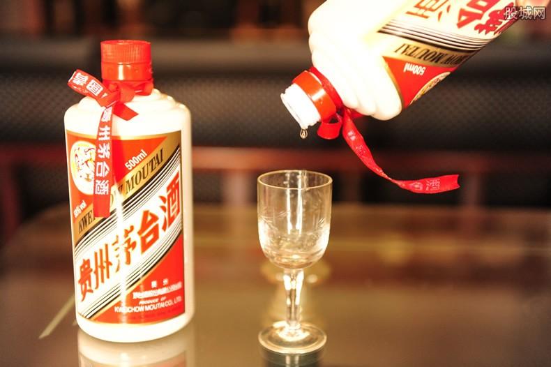 贵州茅台酒价格