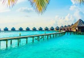 马尔代夫向国际旅客重新开放边界度假村开始营业