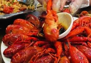 汛期勿自行捕捞野生小龙虾食用 应到正规渠道购买