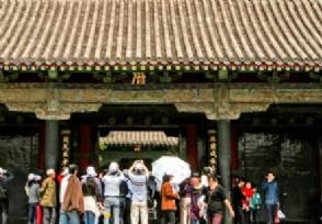 北京多家景区和公园12日关闭因要应对强降雨