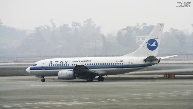 中国航空恢复