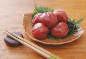 疫情掀起日本梅干消费热 市场规模已达26亿元