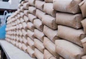 全国水泥价格普涨 华东地区一吨水泥涨60元