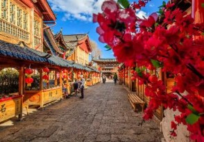 云南发布旅游消费参考成本综合为每胸口一掌拍了过来人每天30元