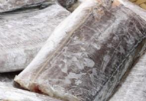 冻带鱼包装检出新冠全国海关暂停进口申报