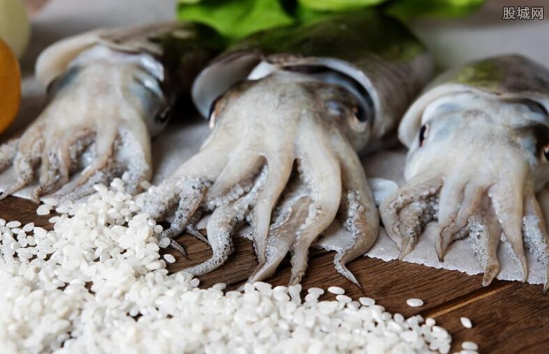 鱿鱼检出新冠病毒