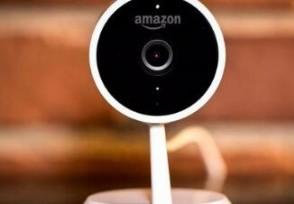 亚马逊发会飞摄像头会自动充电售价1705元