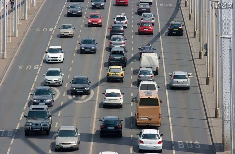国庆免高速公路费