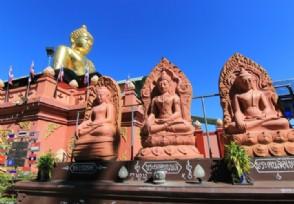 中国游客将入境泰国将于10月8日飞抵度假胜地