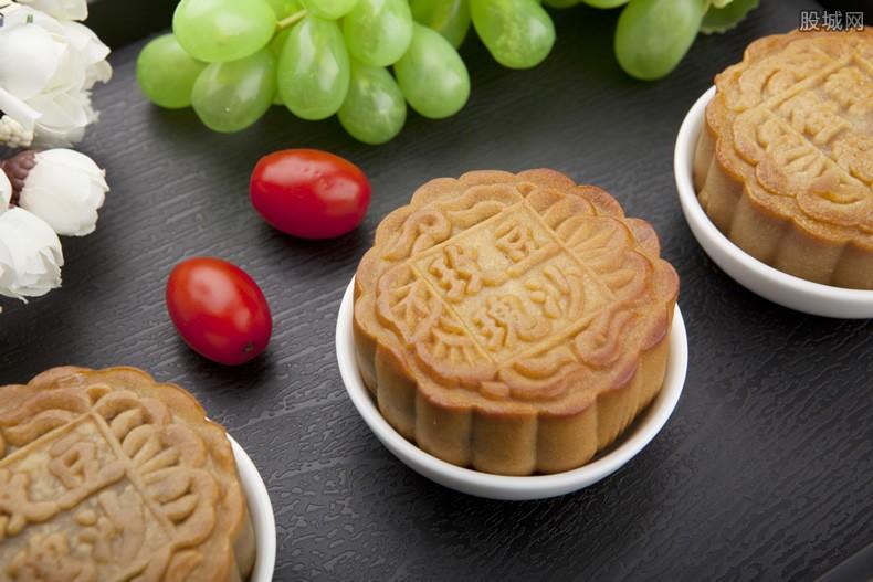 螺蛳粉月饼