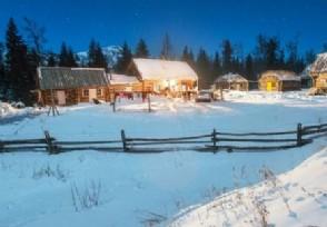 冬季适合去哪里旅游国内最美旅行景点推荐