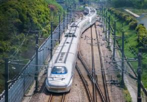 时速400公里可变轨动车组下线将主要面向海外市场