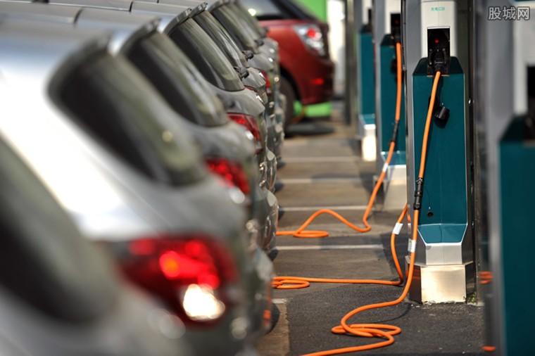 新能源车充电