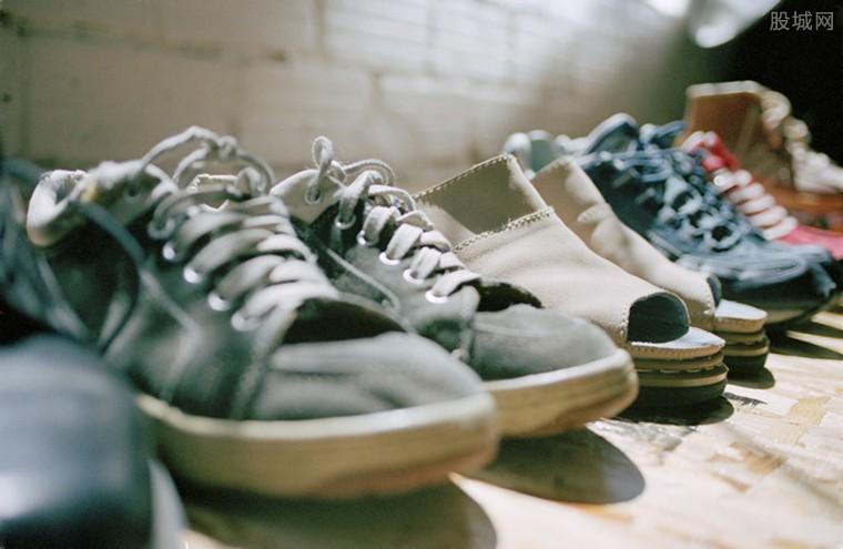 假冒名牌鞋