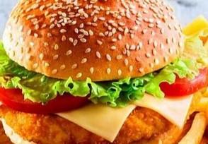 日本餐厅推拜登汉堡每个重600克售价上千日元!