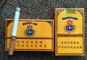 大重九99香烟价格这4款参考价均在100元