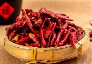 干辣椒多少钱一斤后期行情走势如何?