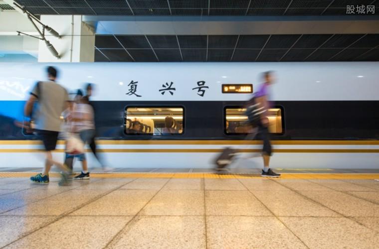 高铁换乘详细步骤