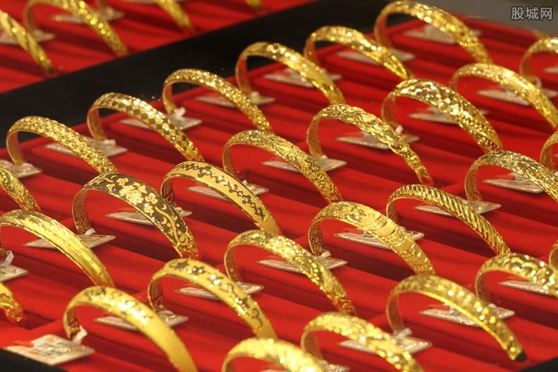 回收黄金价格