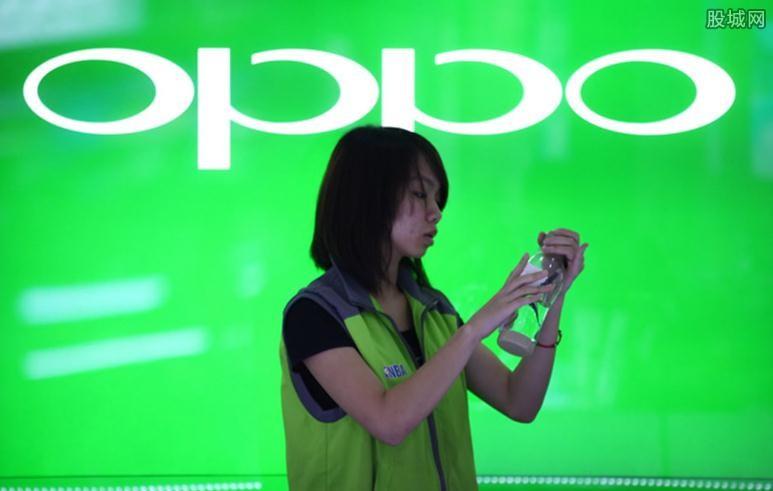 OPPO新设计专利曝光 前置摄像头可以横向滑动