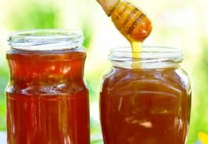 天然纯蜂蜜多少钱一斤市场上没有标准价格