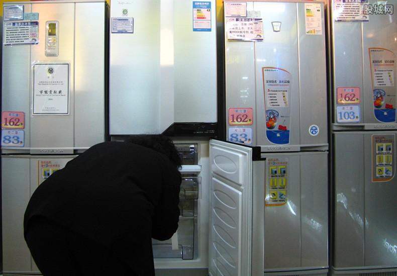 美的冰箱最新价格