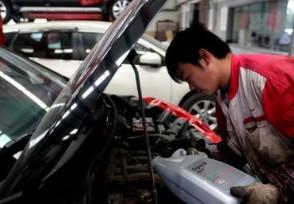 车保养一次多少钱具体收费标准详细介绍
