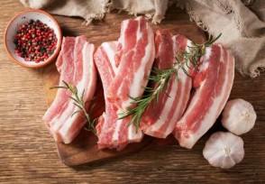 现在猪肉多少钱一斤2021后期猪价走势