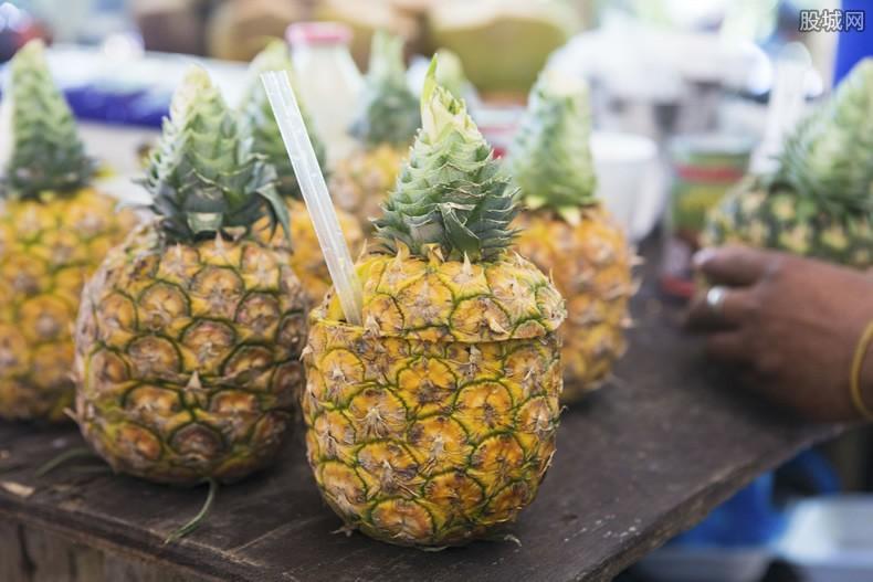 徐闻菠萝价格
