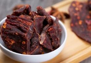 主播卖的牛肉干实为鸭肉干 冒充是因为便宜