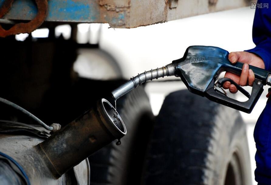 油价调整最新走势