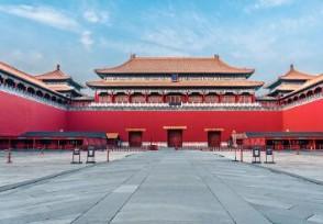 故宫清明节假期门票已售罄 将迎来跨省出游小高峰
