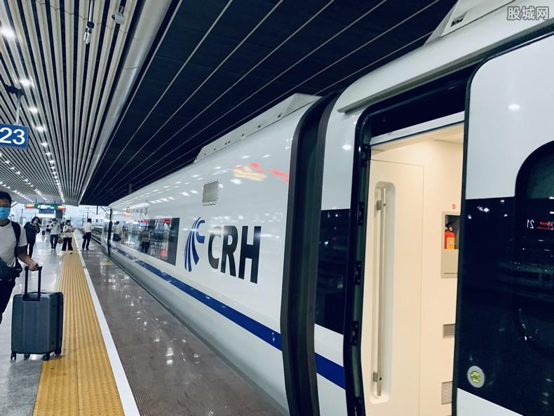12306回应高铁晚点 列车大面积晚点原因公布!