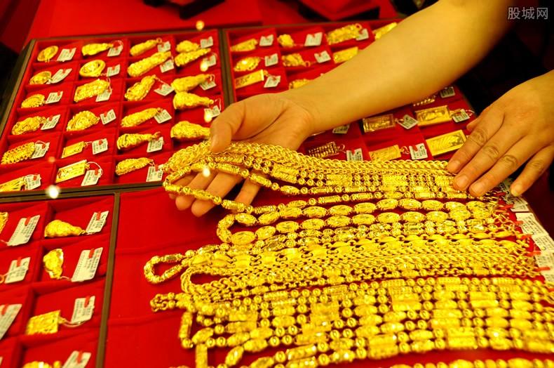 黄金多少钱一克