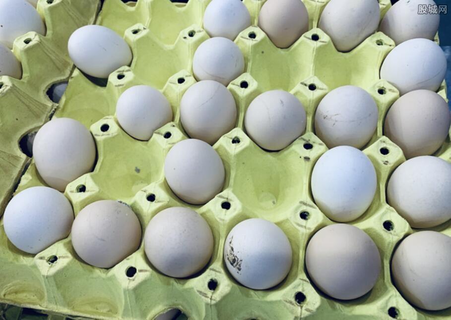 媒体谈鸡蛋涨价空间 目前市场价多少钱一斤