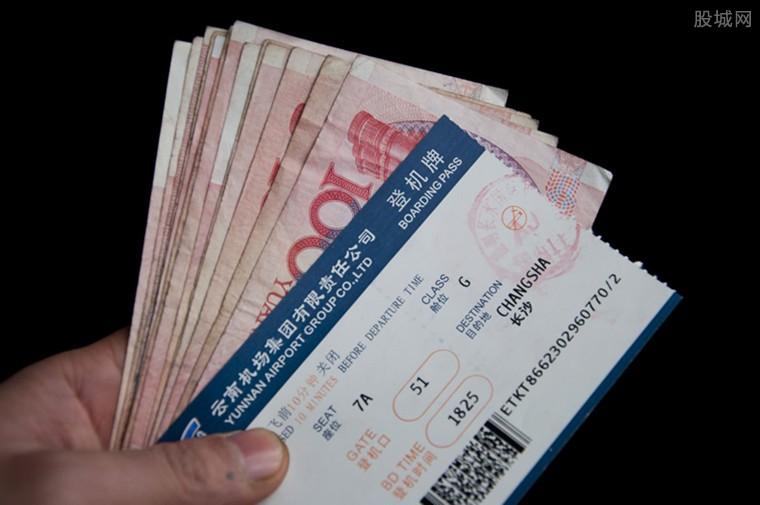 五一假期机票搜索量 热门航线机票价格强力反弹