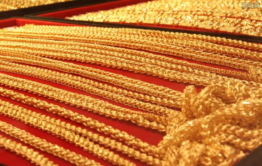 国内十大黄金品牌排行榜