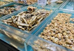 核污水排海后海鲜还能吃吗 消费者记得了解清楚再去买
