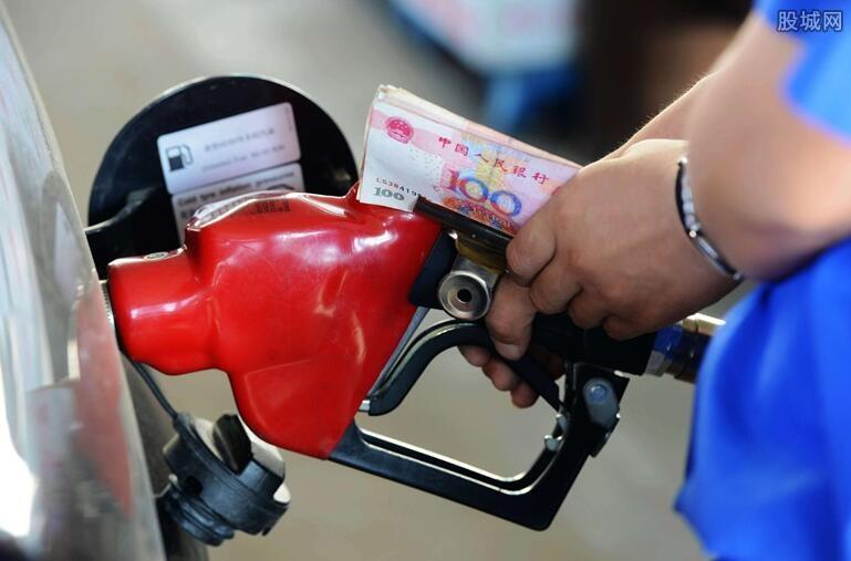 92汽油多少钱一升