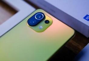 全球最薄5G手机小米11青春版正式开卖